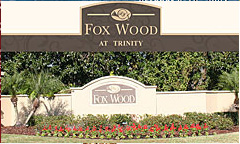Foxwoods at Trinity website